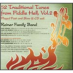 Reiner Family Band: 52 Traditional Tunes from Fiddle Hell, vol. 2 (2 CDs)