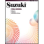 Suzuki Viola School, Volume 5 - International Edition