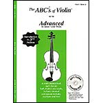 ABCs of Violin, Book 3 for Advanced, with CD or online access; Janice Tucker Rhoda (Carl Fischer)
