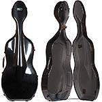 Galaxy Quasar 600SL Black Cello Case