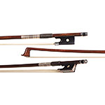 "Louis Piernot violin bow branded ""G. Fournier"""
