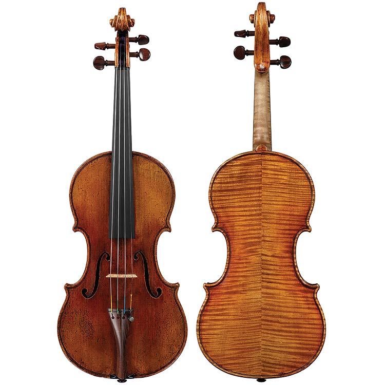 George Craske violin