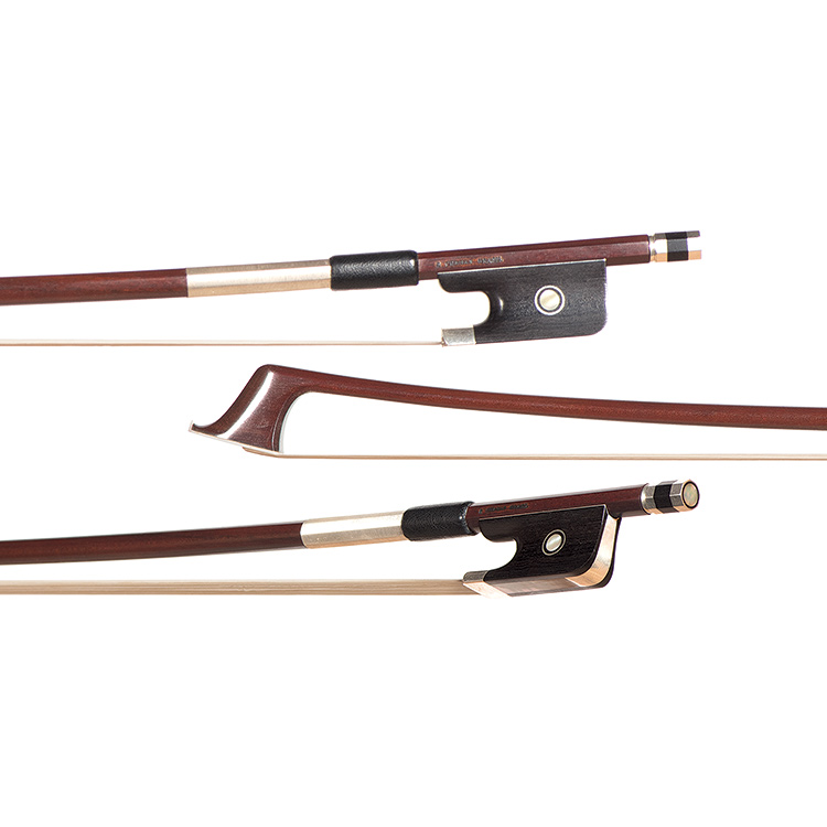 Arcos Brasil silver-mounted cello bow