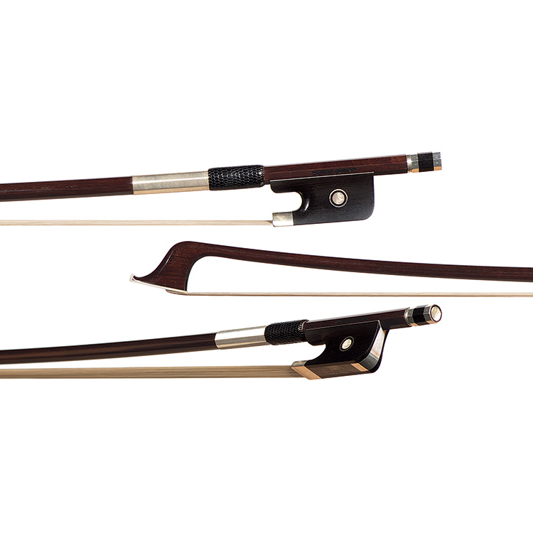 Horst John silver-mounted cello bow