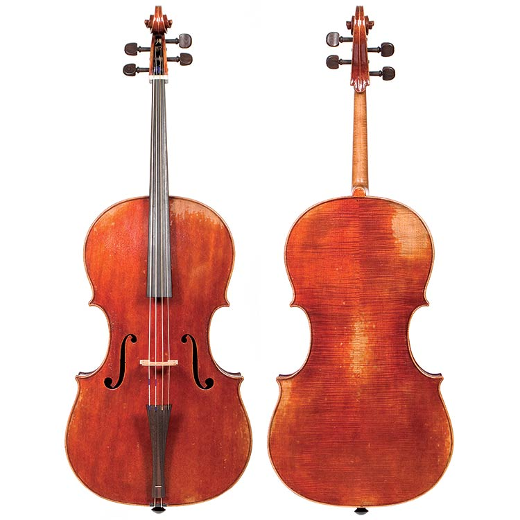 Jay Haide Baroque Cello