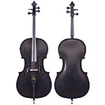 Glasser Carbon Composite AE 4/4 Electric 4 string Cello