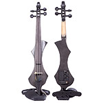 GEWA Novita 3.0 Electric 4-String Black Violin