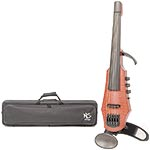 NS Design CR-5 Electric 5-String Violin, Amber