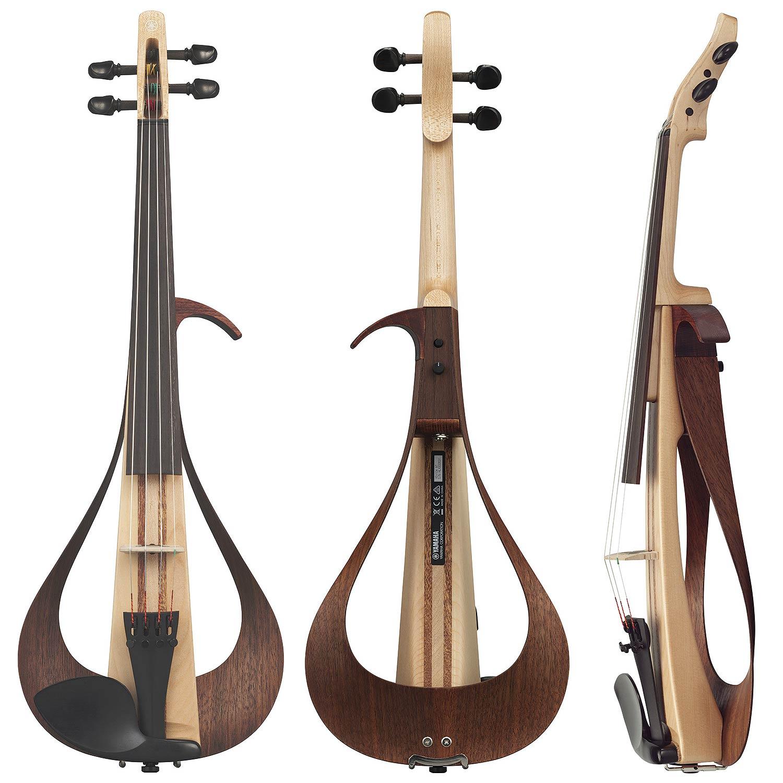 Yamaha Yev 104 Electric 4 String Violin Natural