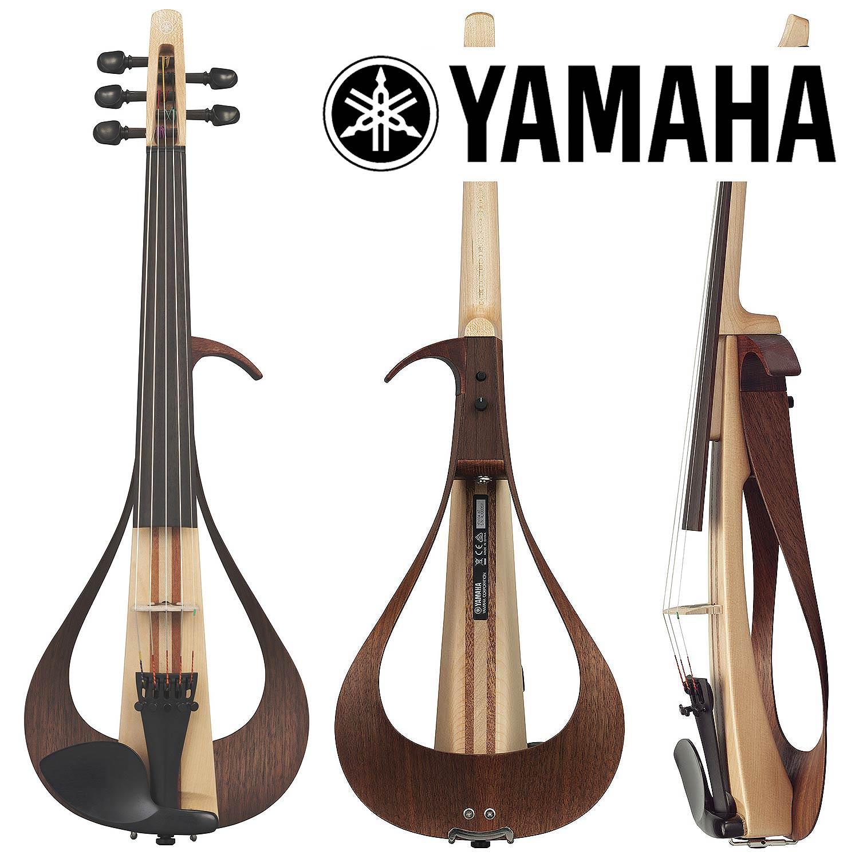 Yamaha Yev 105 Electric 5 String Violin Natural