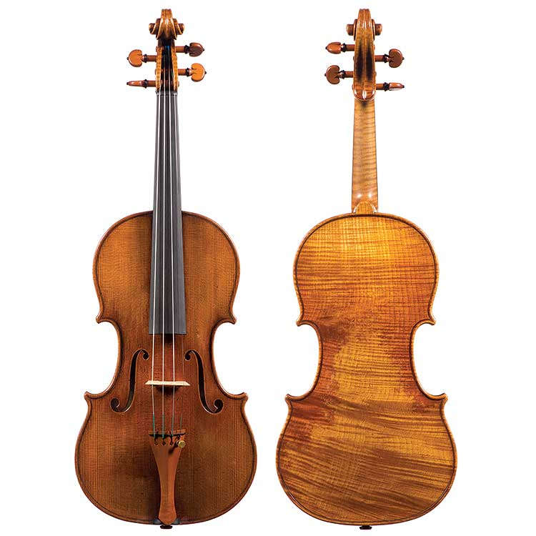 Featured violin image