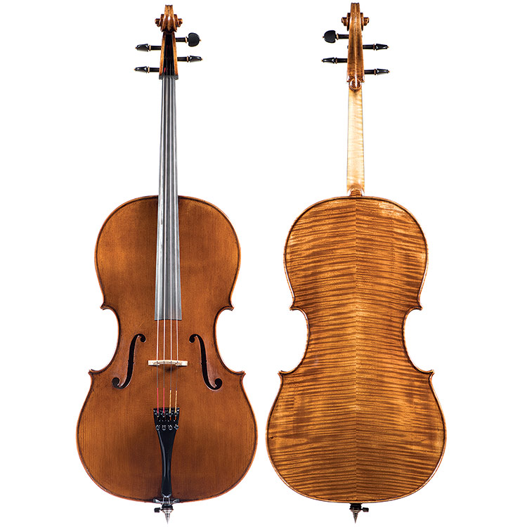 Berndt Dimbath Carcassi Model Cello