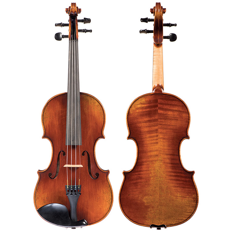 3/4-1/2 Rudoulf Doetsch Violins and Outfits