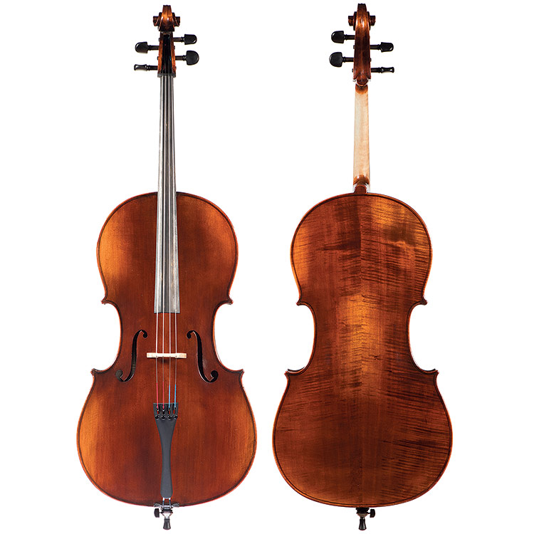 7/8 Eastman 305 Series Cello and Outfit