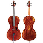 7/8 Jay Haide Stradivari Model Cello