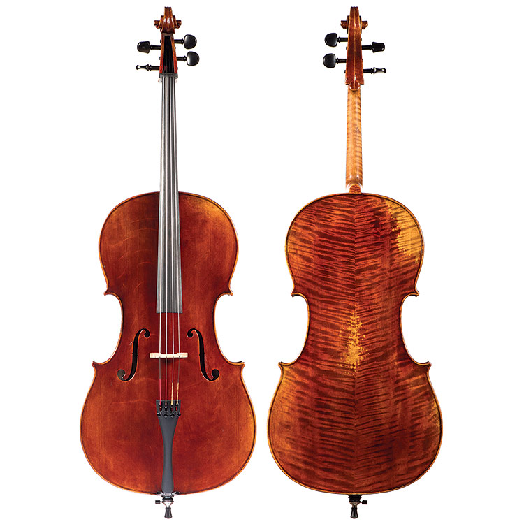 1/2 Jay Haide Stradivari Model Cello
