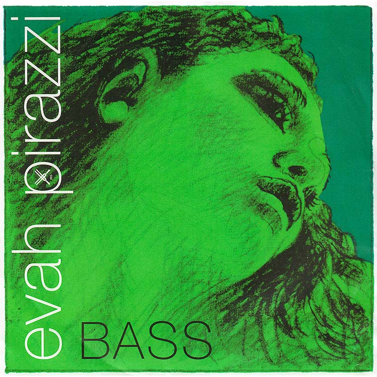 Evah Pirazzi 3/4 Bass A String: Medium