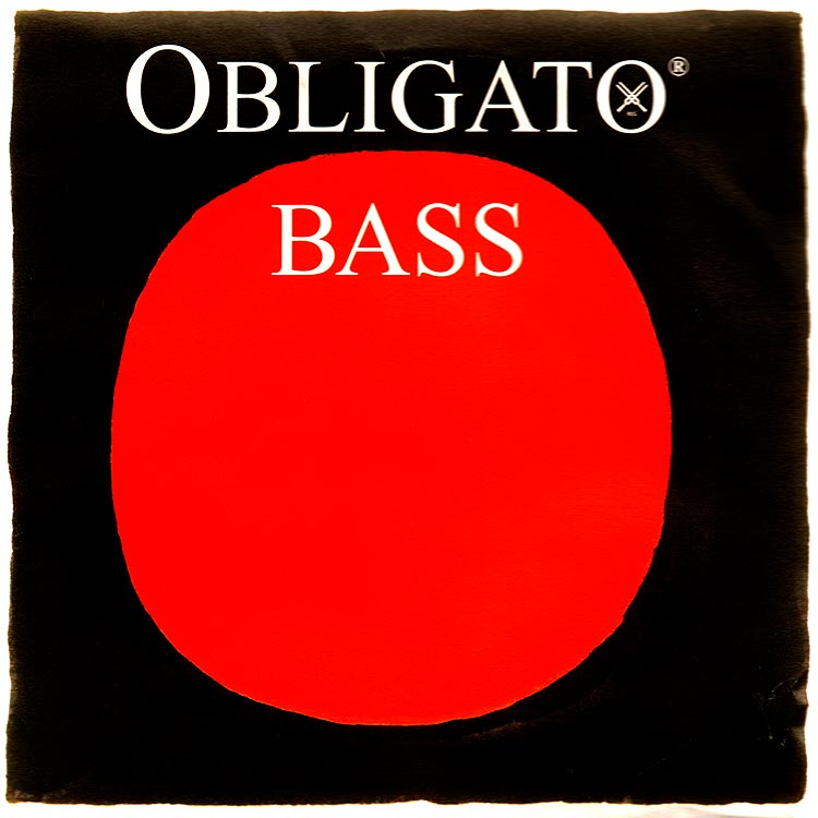 Obligato 3/4 Bass A String: Medium