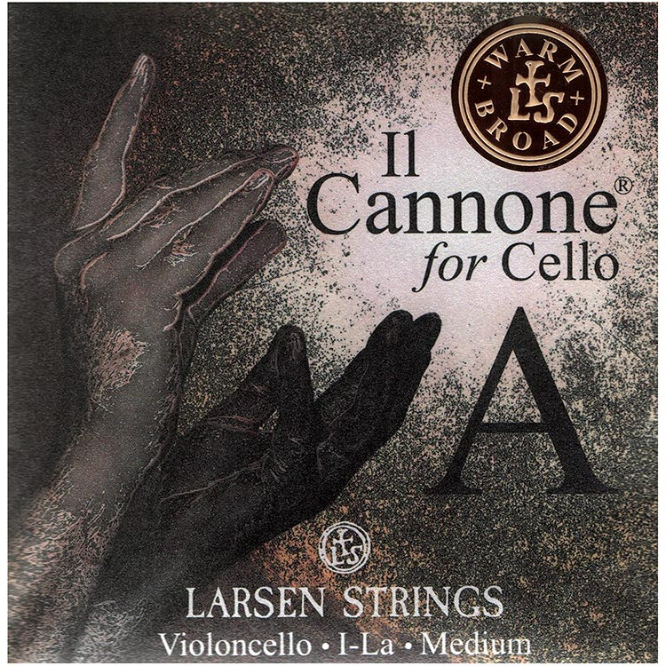 Il Cannone Warm and Broad Cello A String
