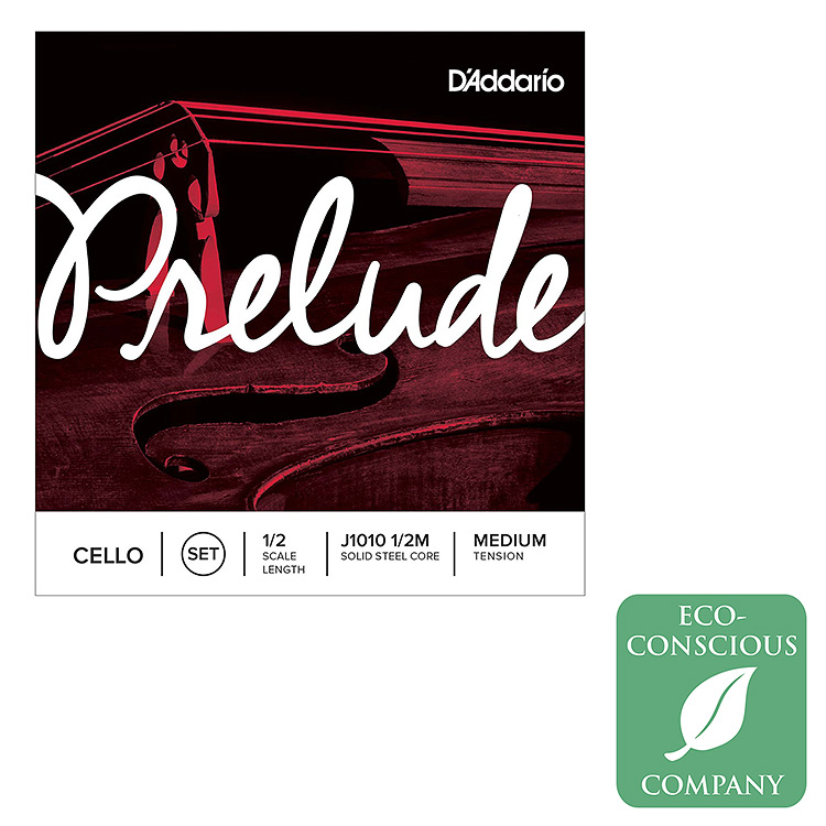 Prelude 1/2 Cello String Set - Medium