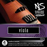 NS Electric Viola String Set - Medium