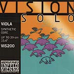 Vision Solo Viola String Set: Medium
