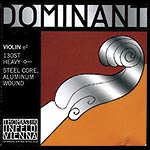 4/4 Dominant Violin E String - Aluminum/Steel: Thick/Stark with Ball End