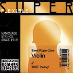 Superflexible Violin A  String - chr/steel: Heavy