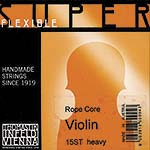 Superflexible Violin String Set - Heavy, ball end E