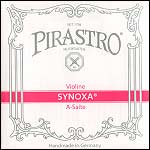 Synoxa Violin A String - alum/perlon: Medium