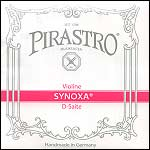 Synoxa Violin D String - alum/perlon: Medium
