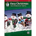 Easy Christmas Instrumental Solos, cello/piano/CD (Alfred)
