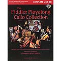 Fiddler Playalong Cello Collection, book/CD; Huws Jones