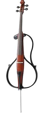 Yamaha SVC-110SK Studio Acoustic-body Cello, Brown