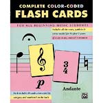 Alfred Flashcards, general music