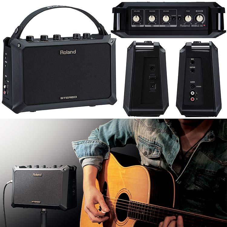 Roland MOBILE AC Acoustic Chorus Portable Amp