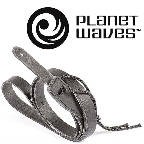 Black Planet Waves Mandolin Strap