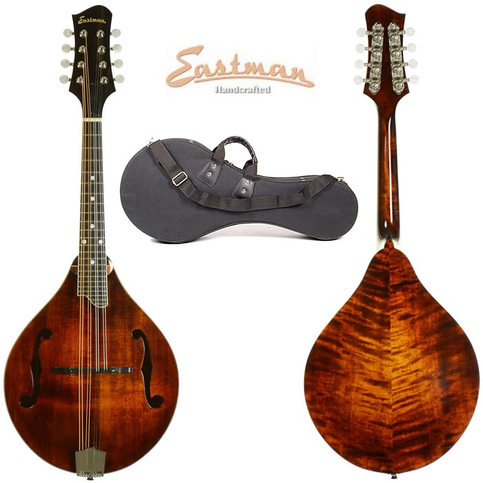 Eastman MD505 Mandolin A-style, Classic Finish