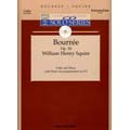 Bouree, book/CD, Cello; William Henry Squire (Carl Fischer)