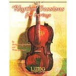Rhythm Sessions for Strings, Score; Gearhart (Lud)
