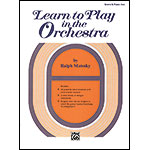 Learn to Play in the Orchestra, book 1 SC/ piano accompaniment;Matesk (Alfred)