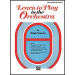 Learn to Play in the Orchestra, volume 2, SC/PA; Matesky (Alfred)