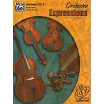 Orchestra Expressions, CD2 for Book 1 (violin/viola/cello) (Alfred)