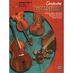 Orchestra Expressions, CD2 for Book 2 (violin/viola/cello) (Alfred)