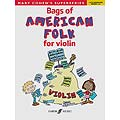 Bags of American Folk for Violin; Mary Cohen (Faber Music)