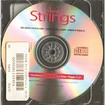 Strictly Strings, book 1 accompaniment CD for violin, viola, cello, and bass (Alfred)