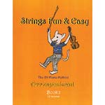 Strings Fun & Easy, book 2, piano accompaniment for violin, viola, & cello; David Tasgal (DT)