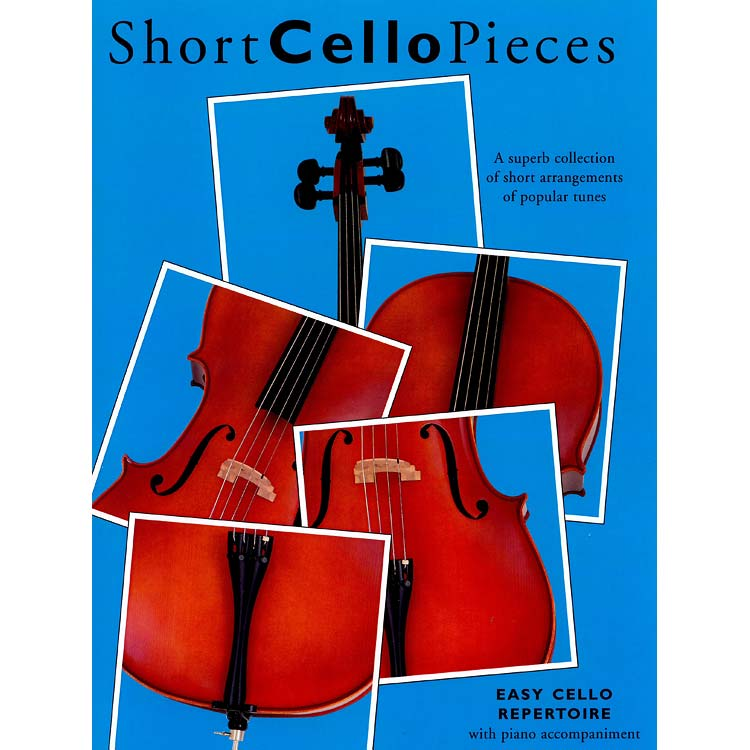 Short Cello Pieces for cello and piano; Various (Bosworth Publications)