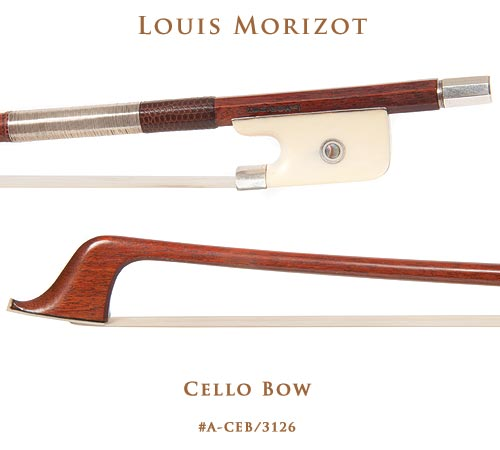 Louis Morizot Cello Bow