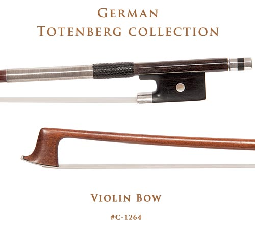 German Violin Bow
